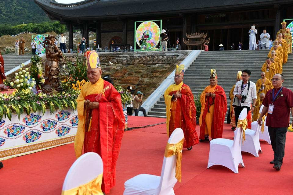 Hà Nam: Trang nghiêm lễ đàn cầu quốc thái dân an tại Đại lễ Vesak LHQ 2019